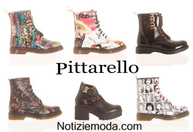 Boots Pittarello calzature 2015 moda donna