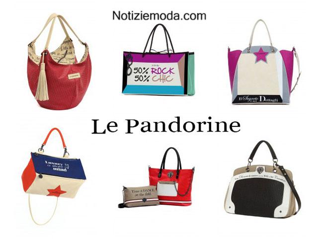Borse Le Pandorine primavera estate 2015 donna