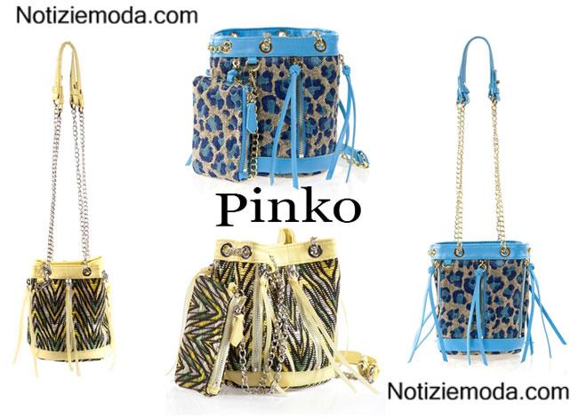 Borse Pinko primavera estate 2015 donna