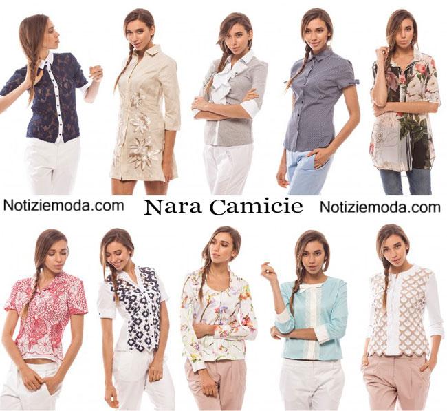super popolare 42a6b 0be9e Abbigliamento Nara Camicie primavera estate 2015 donna