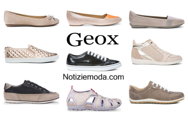 Geox Suede Shoes