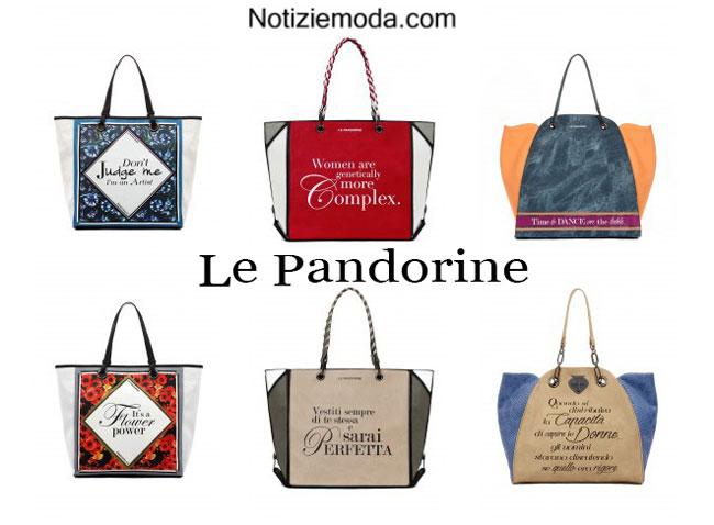 Collezione Le Pandorine primavera estate 2015