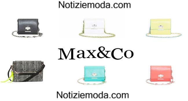 Collezione Max Co primavera estate 2015 da02caf4394