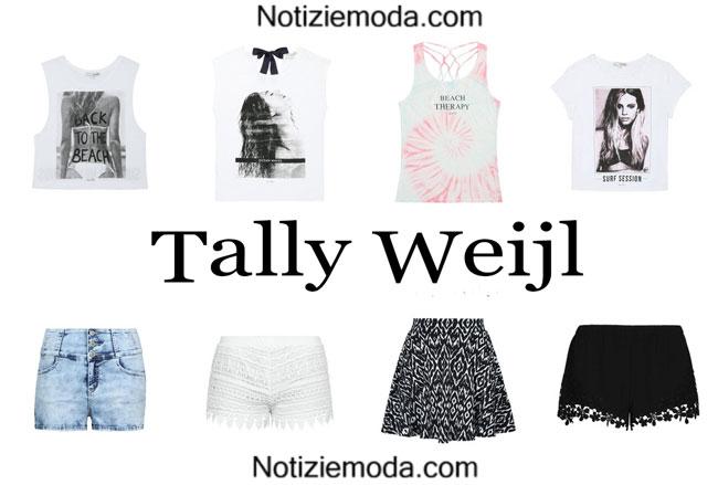 0e86a0f316c2 Abbigliamento Tally Weijl primavera estate 2015 moda donna