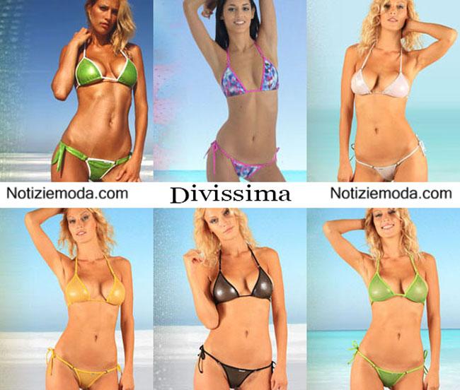 Costumi bikini Divissima primavera estate 2015