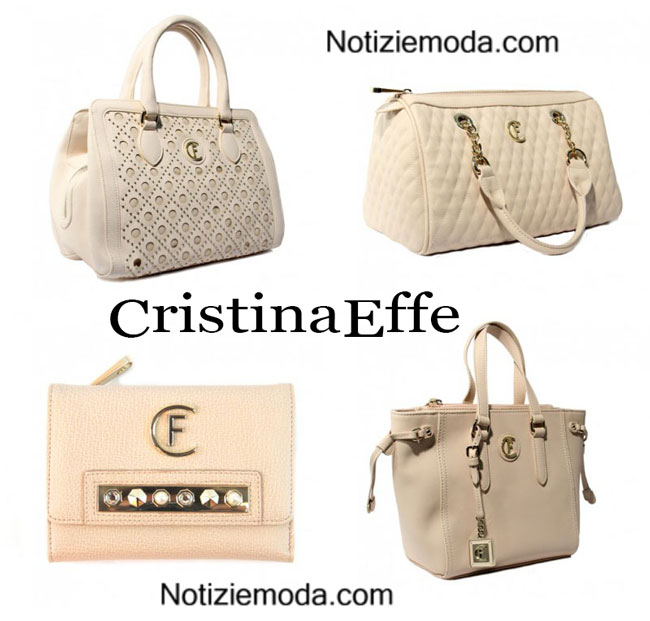 Handbags CristinaEffe primavera estate 2015