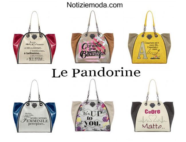 Handbags Le Pandorine primavera estate 2015