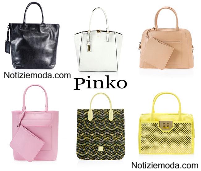 Handbags Pinko primavera estate 2015