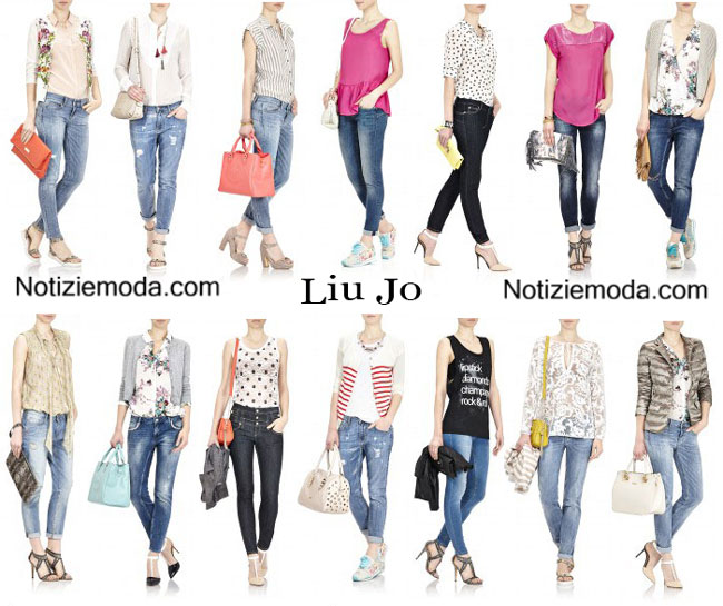 best loved 2f560 a162b Jeans-Liu-Jo-primavera-estate-2015-donna