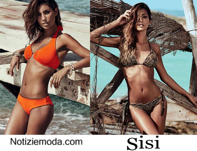 Moda mare Sisi estate 2015 bikini