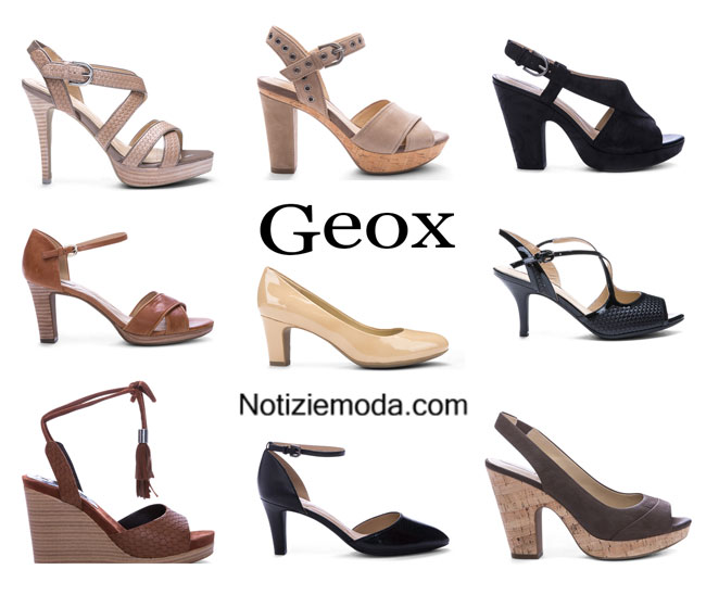 Scarpe Geox calzature primavera estate 2015