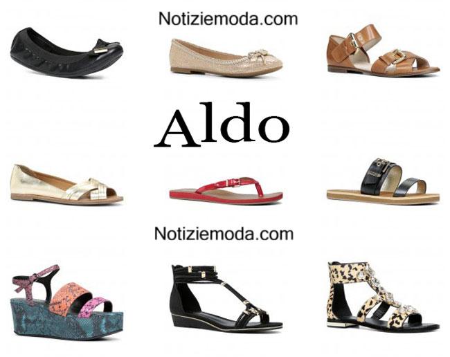 Shoes Aldo primavera estate 2015 donna