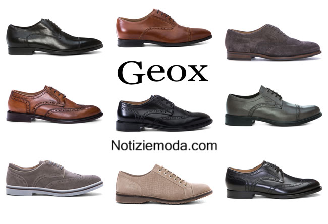 Shoes Geox primavera estate 2015 uomo