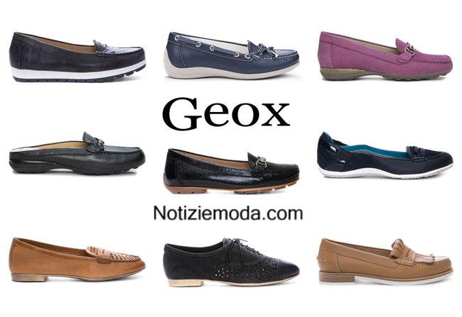 Shoes Geox primavera estate 2015