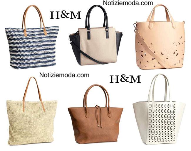 Shopper HM primavera estate 2015