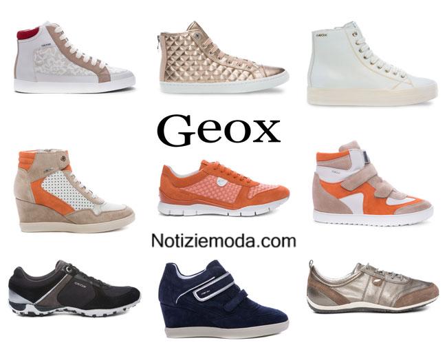 Sneakers Geox primavera estate 2015