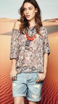 Abbigliamento Motivi primavera estate moda donna