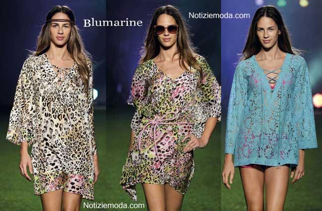 popular stores entire collection cost charm Moda mare Blumarine estate 2015 costumi da bagno bikini