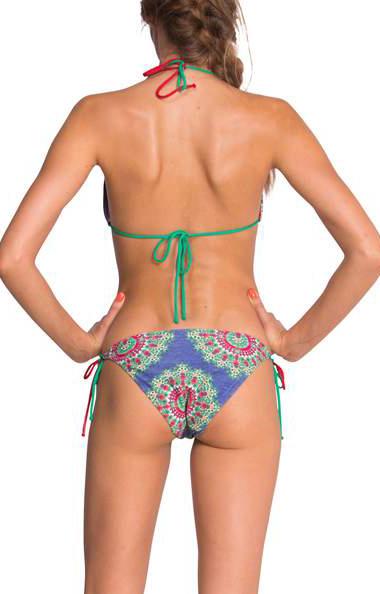 Bikini desigual beachwear primavera estate 2015 - Desigual costumi da bagno ...