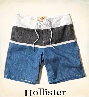 Collezione Hollister uomo moda mare 2015