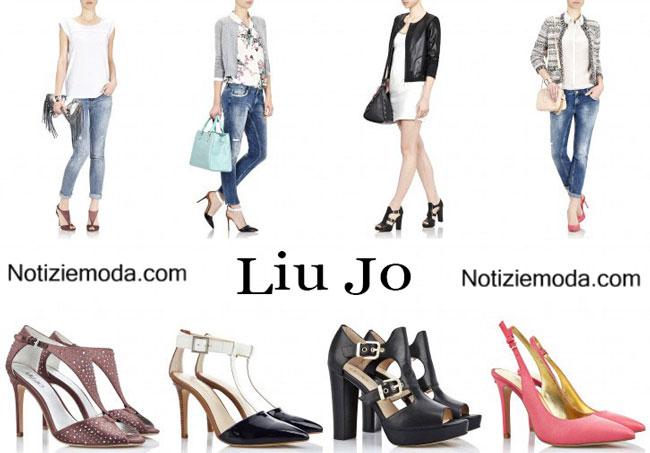 Liu Jo scarpe donna nuova collezione primaveraestate 2014