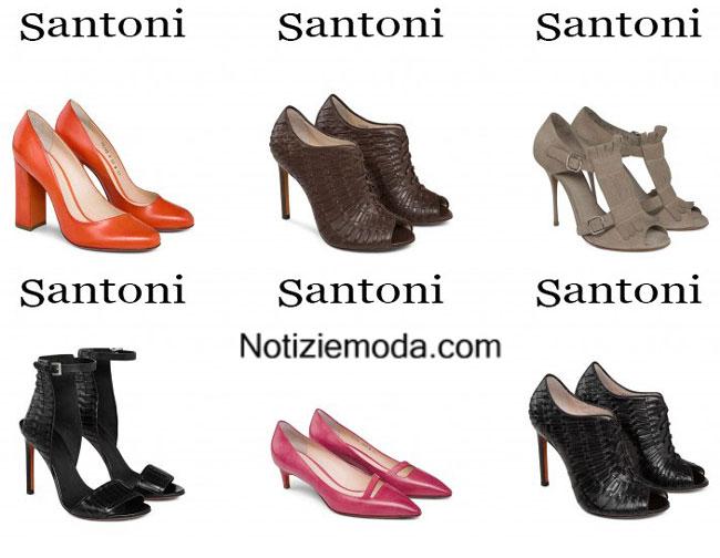 Collezione-Santoni-calzature-donna-2015