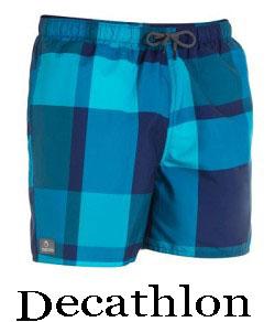 Costumi da bagno Decathlon uomo estate 2015