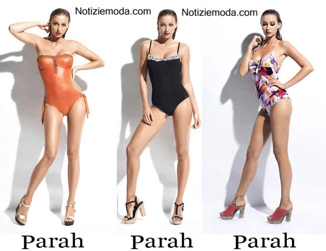 Beachwear Parah estate 2015 costumi da bagno bikini