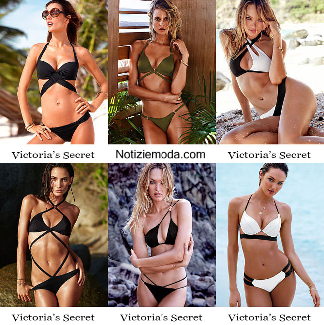 Costumi da bagno Victoria Secret estate 2015 donna
