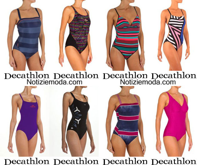 8db746f20147f Moda mare Decathlon estate 2015 costumi da bagno bikini