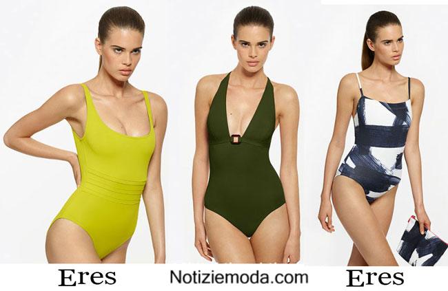 Moda mare eres estate 2015 costumi da bagno bikini - Costumi bagno interi ...
