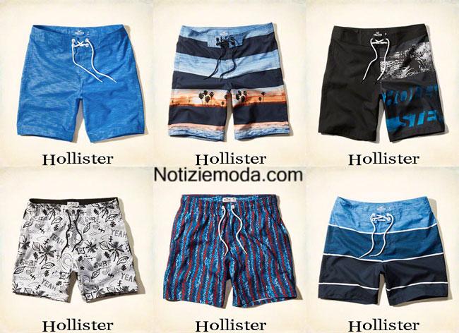 Moda-mare-Hollister-estate-2015-shorts