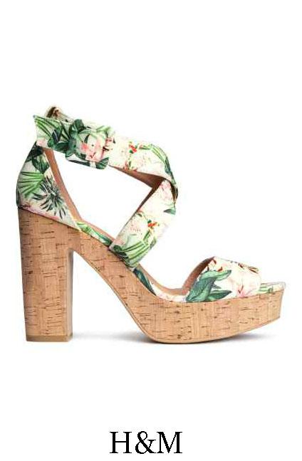 Sandali HM calzature primavera estate