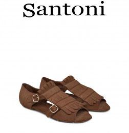 Sandali Santoni primavera estate 2015