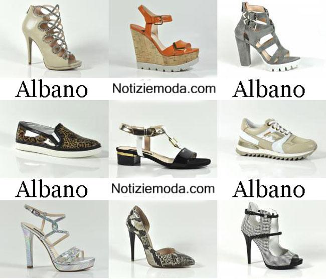 2015 Moda Scarpe Donna Primavera Albano Estate sBrxhdotQC