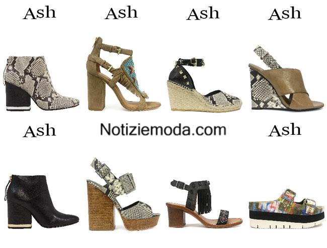fc4e18cad17d72 Scarpe Ash primavera estate 2015 moda donna