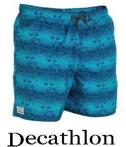 Shorts Decathlon beachwear primavera estate 2015