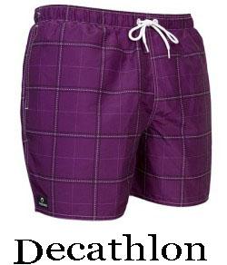 Shorts Decathlon uomo estate 2015 accessori