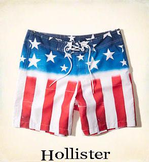 Shorts Hollister beachwear primavera estate 2015