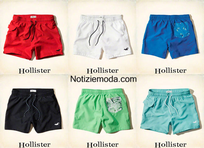 Shorts-Hollister-uomo-moda-mare-2015