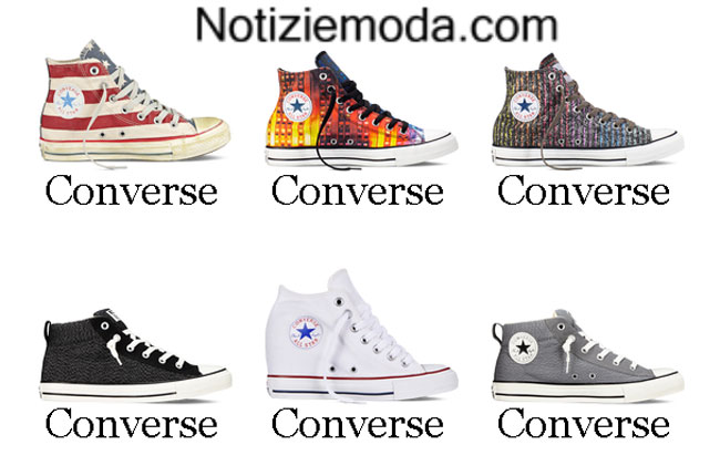 Sneakers-Converse-calzature-estate-donna-2015
