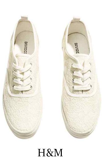 Sneakers HM calzature estate donna