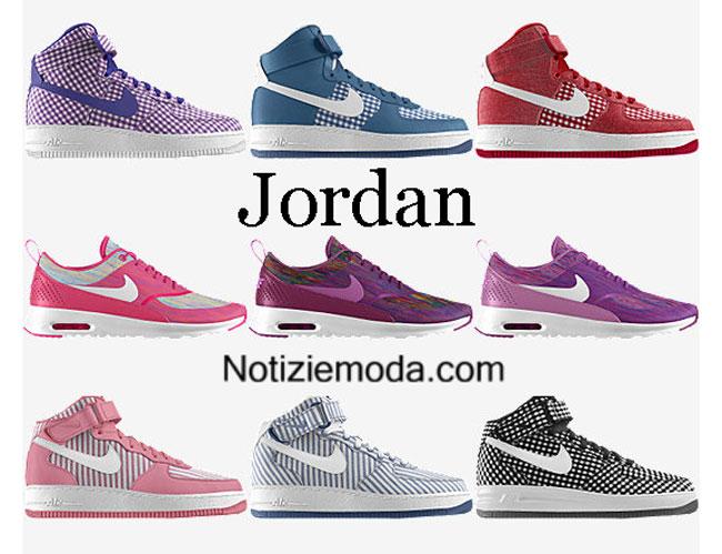 Sneakers Jordan calzature estate donna 2015
