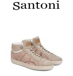 Sneakers Santoni donna primavera estate