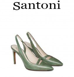Ultimi modelli Santoni calzature donna 2015