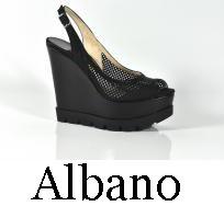 Zeppe Albano calzature primavera estate 2015