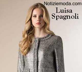 3877918063591 Abbigliamento Luisa Spagnoli autunno inverno 2015 2016 donna