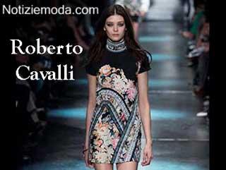 half off 7cbf0 8cd44 Abbigliamento Roberto Cavalli autunno inverno 2015 2016 donna