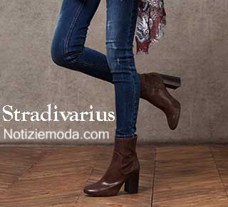 7a65caa737 Scarpe Stradivarius autunno inverno 2015 2016 donna