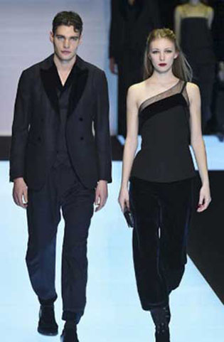 Style Giorgio Armani Autunno Inverno Nuovi Arrivi 11